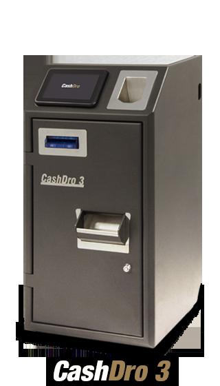Cajón automático de cobro CashDro3